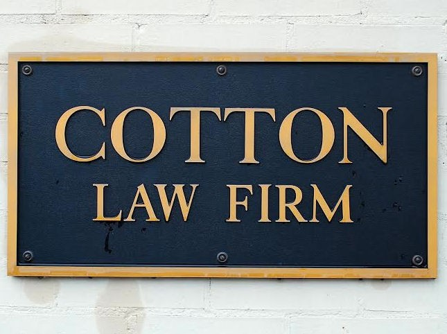 Cotton Law Firm PC