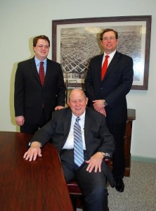 Attorneys at Cotton Law Firm PC